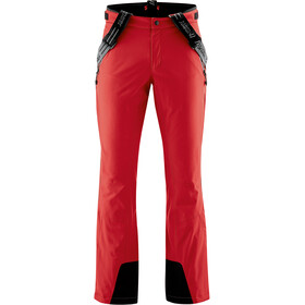Maier Sports Copper MTEX Skibroek Heren, tango red